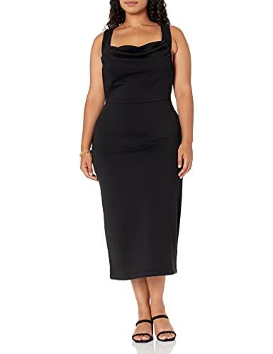 Making the Cut Season 2 Episode 6 Winning Look Andrea's Black Dress, Black, XXS
