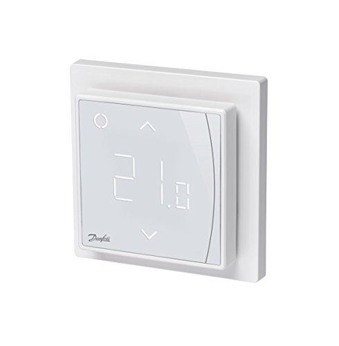 Danfoss 088L1140 Polar White ECtemp Smart (RAL 9016), M
