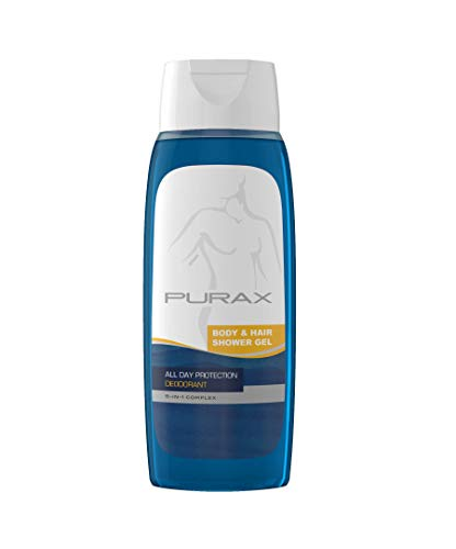 PURAX Deodorant Shower Gel 300ml
