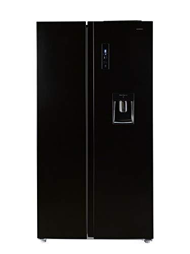 Teknix TSBSW911772B American Fridge Freezer with Water Dispenser