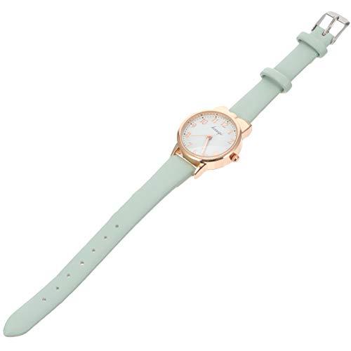 VILLCASE 女の子の輝きクォーツ時計シックな腕時計子供のためのファッショナブルな女の子の時計