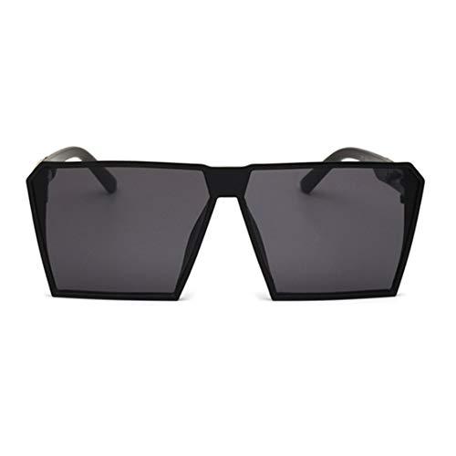 Vige Mode Frau Mann Sonnenbrille Oversize Gläser Anti Ultraviolet Brillen Große Rahmen Für Strand Strand Reise