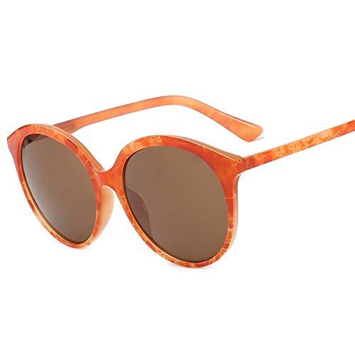 JINZUN Gafas de Sol de Moda Trend Street Shooting Gafas de Sol Gafas de protección UV al Aire Libre Unisex
