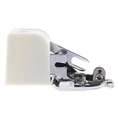 Create idea Cortador lateral Overlock Prensatelas para caña baja Zig-zag tipo hogar multifuncional máquina de coser eléctrica