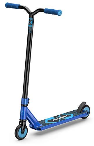 Fuzion X-3 Stunt Scooter -Stunt Roller - Trick Roller Für Kinder (BLAU/Blue)