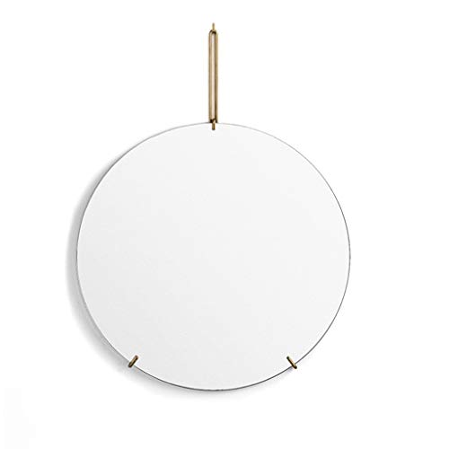 qazxsw Mirror Dressing Mirror Bathroom Mirrors Lightweight Shaving Mirror HD Silver Mirror Interiors Mirror Mirrors for Bedroom