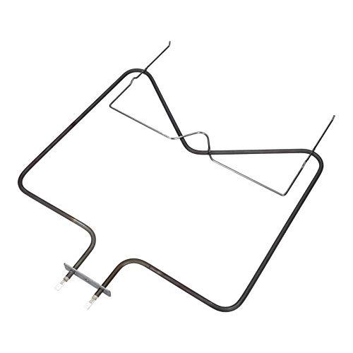 DL-pro Unterhitze Heizelement Heizung 1150W 230V für Whirlpool Bauknecht 481010375734 EGO 20.41494.000 für Backofen Herd