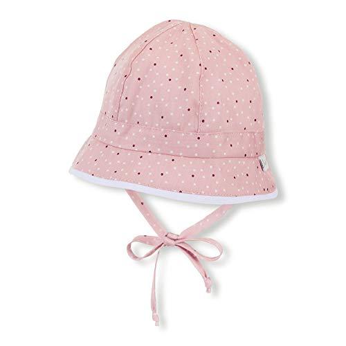 Sterntaler Baby-Mädchen Hut Mütze, Rosa (Rosa 702), 39