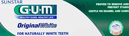 Gum Original White Tandpasta, 75ml