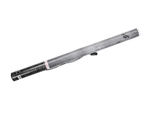 Konfettimaschinen Glitter-Ladung elektrisch 80cm