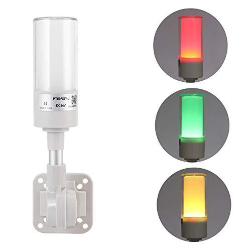 Luces de pila de torre de señalización LED, columna de luz de...