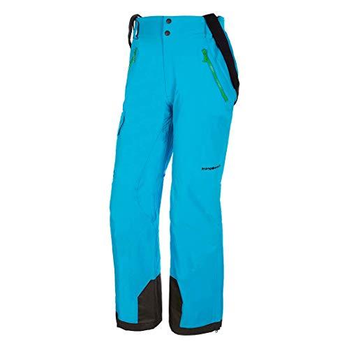 Trango Allos Termic - Pantalón Largo para Hombre, Color Azul Gema, Talla...