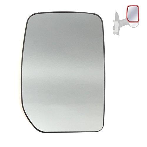 Spiegelglas für Rechts/Außenseite/Fahrerseite