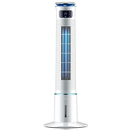 Apartamento de aire acondicionado, sin ventilador de mangueras de escape / aire acondicionado, refrigerador de aire 3 Bloque de velocidad del viento, toque inteligente, refrigeración de humidificación