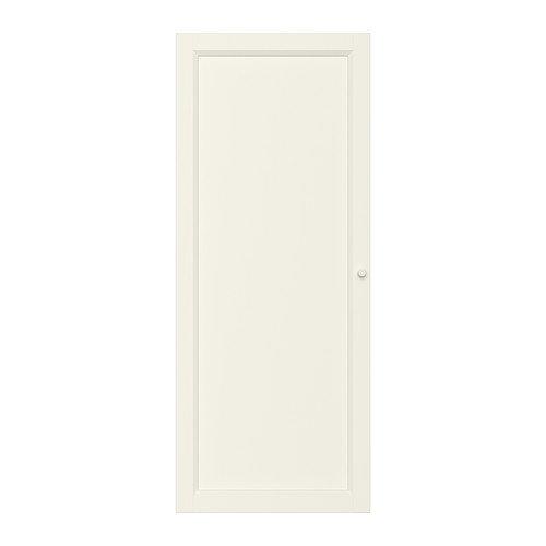 Ikea Oxberg - Tür, weiß - 40x97 cm