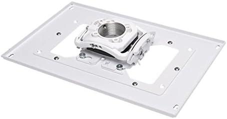 Epson V12H809001 Custom Micro-Adjustable Projector Mount Projector Ceiling Mount Kit Projector Accessory,White