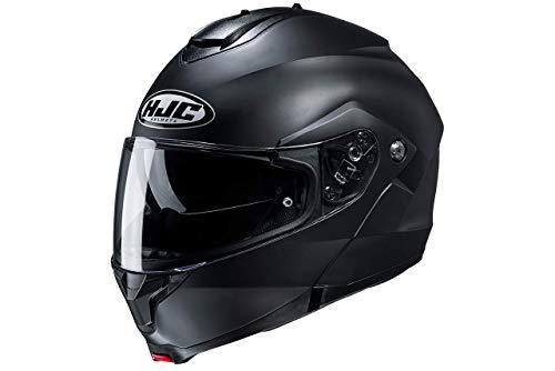 HJC Helmets, Klapphelm, C91 schwarzmat, L
