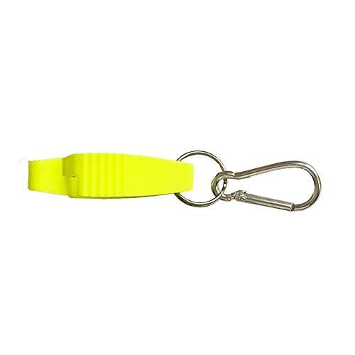 Fuyamp Kunststoff-Arbeitshandschuhe, Sicherheitsclip, Handschuhhalter, Handschuhhalter gelb