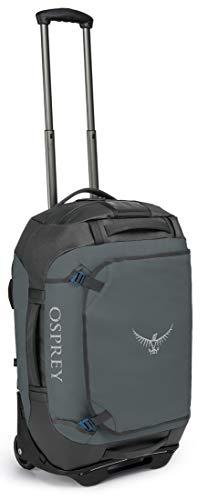 Osprey Rolling Transporter 40 Maleta con Ruedas Resistente, Unisex - Pointbreak Grey (O/S)
