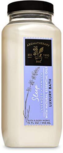 Price comparison product image Bath and Body Works Origianl Sleep Lavender Vanilla Luxury Bath Aromatherapy Sleep 15 Ounce Large