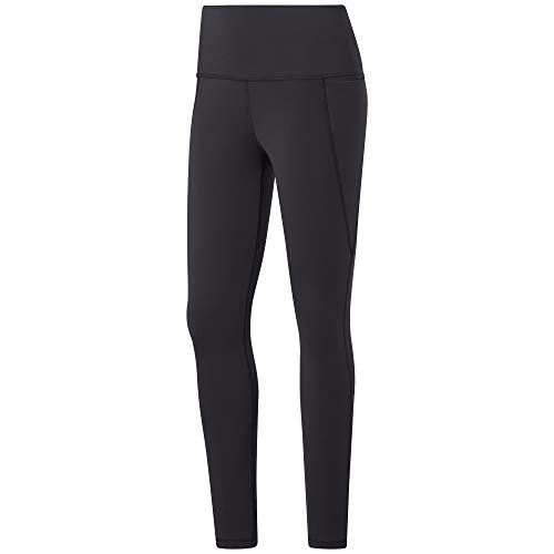 Reebok TS Lux Highhrise Tight 2.0 Leggings, dames, zwart, S