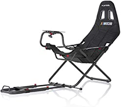 Playseat Challenge NASCAR Edition Racing Video Game Chair For Nintendo XBOX Playstation CPU Supports Logitech Thrustmaster Fanatec Steering Wheel And Pedal Controllers