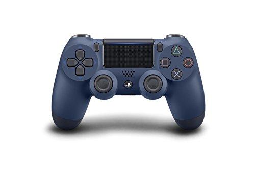 PlayStation 4 - DualShock 4 Wireless Controller, Midnight Blue