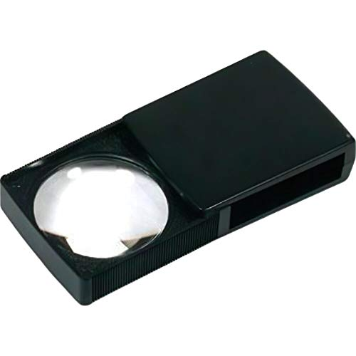 Bausch & Lomb 5X Packette Magnifier Magnifying Glass 813133