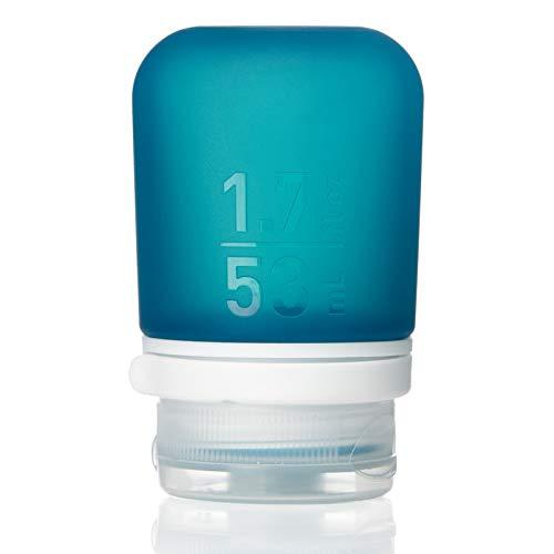 Unisex Azul HG3129 6.0 oz Humangear Gotoob+ Botella de Viaje de Silicona con Tapa de Bloqueo X-Large//177 ml XL Botella de Viaje