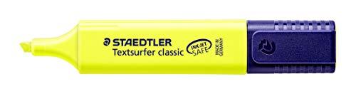 Staedtler 752315 Textmarker Texts Originalfarbe, gelb
