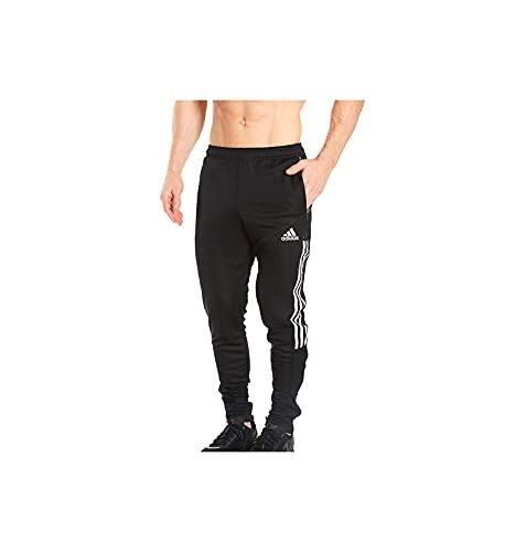 adidas Herren Tiro 21 Track Pants Hose, schwarz/weiß, Medium