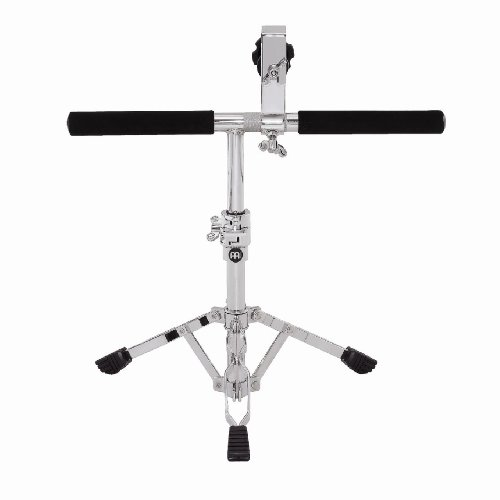 Meinl Professional Bongo Chrome Plated Stand for Seated Players