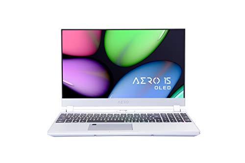 (テレワーク クリエイター向け)GIGABYTE AERO 15 4K有機ELパネル採用ノートパソコン・All Intel Inside/...