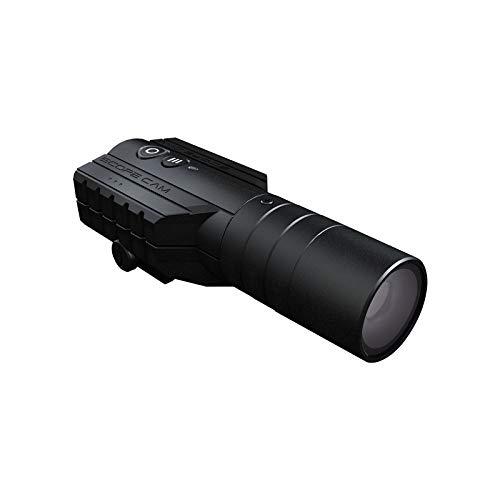 RunCam Mobius Scope Cam Lite Airsift Kamera 1440P@30fps/1080P@60fps 25mm Linse 20-50 Meter Aufnamhe, Einstellung mit APP schwarz…
