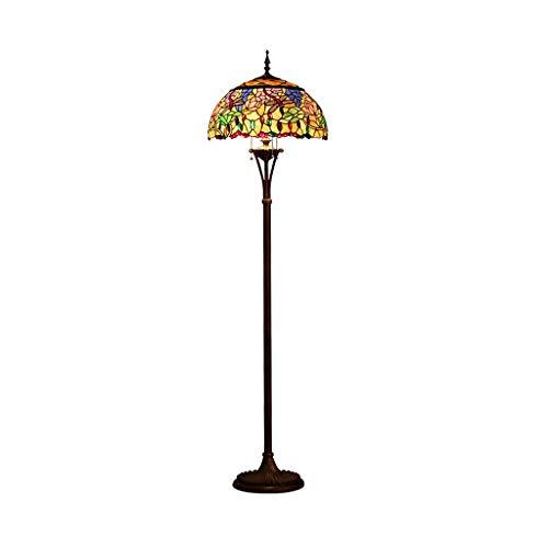 No band herderart oogbescherming vloerlamp, LED-vloerlicht, IKEA hars leeslamp voor woonkamer slaapkamer, schakelaar vloerlicht 403