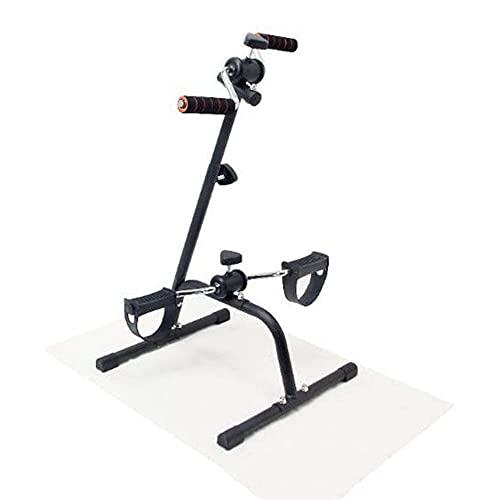 Cushion Mini Ejercitador De Pedales De Bicicleta Estática, Máquina De Vendedor Ambulante De Ejercicios, Bicicleta De Pedal Estacionaria, Bicicleta Portátil, Gimnasio, Entrenamiento Físico