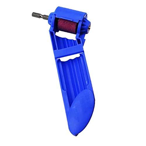 Tragbare Schleifmaschine Bohrer Schleifgerät - Blau