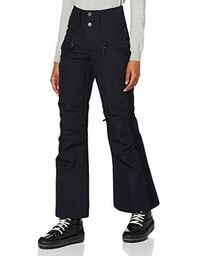 Roxy Spiral-Pantaloni da Snowboard da Donna, True Black, S