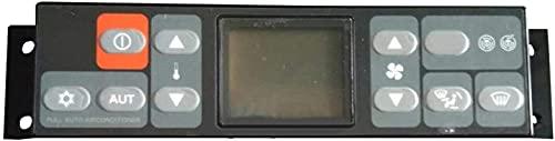 Pannello A/C 145670-7950 293-1136 Controller aria condizionata per escavatori E330D E325D E307D E315D E320D 320D E324D 320DL 336DL