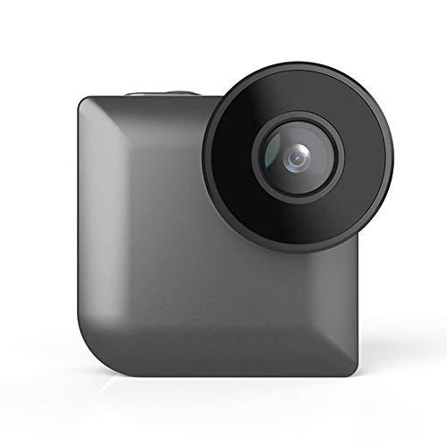 HEN'GMF Mini Camara Espia Oculta WiFi, HD 1080P Camaras de Vigilancia, Sensor Movimiento, Visión Nocturna, Camara Seguridad Camufladas Inalambrica Micro Interior/Exterior.