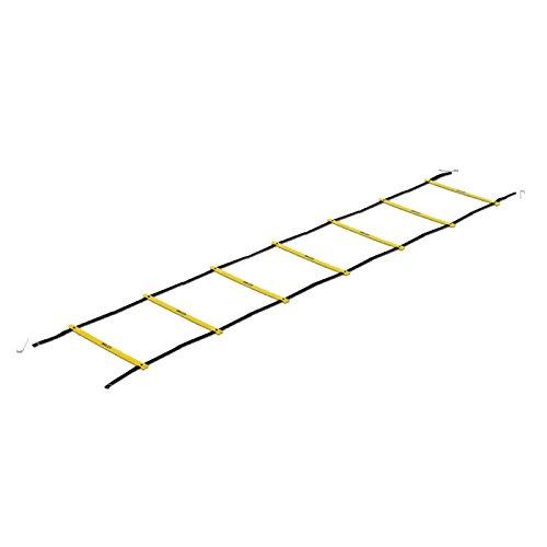 SKLZ Europe GmbH coördinatieladder Quick Ladder Pro 2.0, geel-zwart, één maat