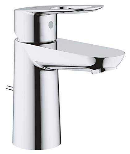 GROHE Mitigeur monocommande Lavabo Taille S BauLoop...