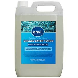 Envii Grease Eater Turbo - Pulizia per il Sifone a base di Enzimi - 5L