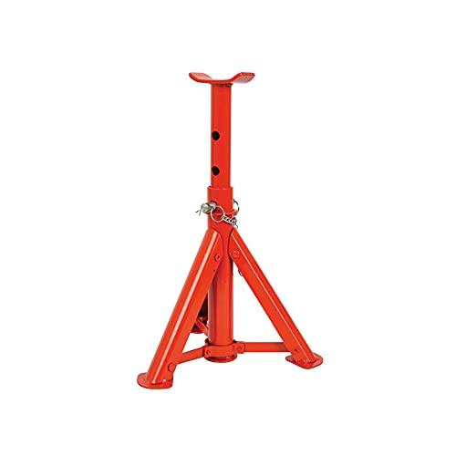 Carpoint 0624511 Chandelle Pliable 2 tonnes TüV/GS, Red
