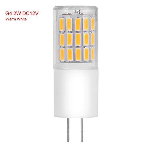 Räumungsverkauf LED-Licht Maisbirne, G4-Sockel 2W Glühbirnen DC 12V super helle Deckenpendelleuchte Quelle für Beleuchtung Dekoration für Outdoor-Garage Factory Warehouse Scheune Hinterhof (2 #)