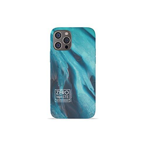 Wilma Biodegradable Compatible con iPhone 12 Pro MAX Funda,