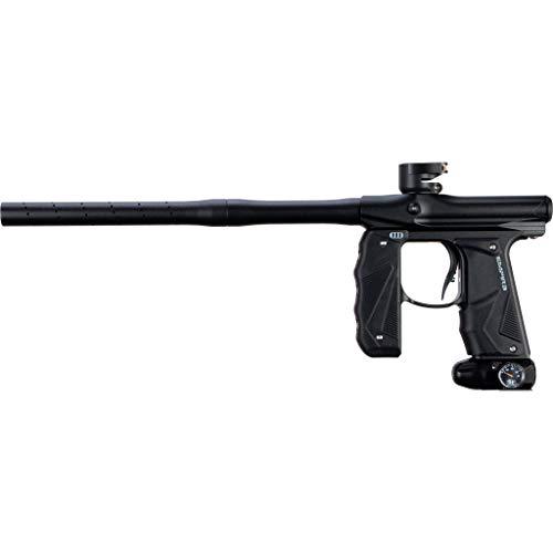 Empire Mini GS Paintball Gun - Dust Black 2-pc Barrel