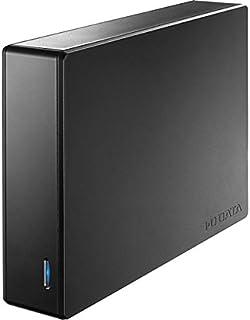 アイ・オー・データ機器 HDJA-UT4RW USB3.1 Gen1(USB3.0)/2.0対応外付けハードディスク(WD Red採用/電源内蔵モデル) 4TB