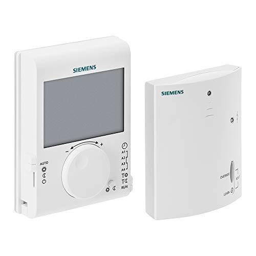 Siemens RDJ100RF/set programmeerbare thermostaat draadloos + ontvanger