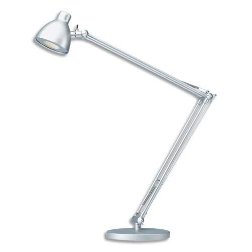 Hansa Valencia LED Schreibtischleuchte grau 41-5010.618